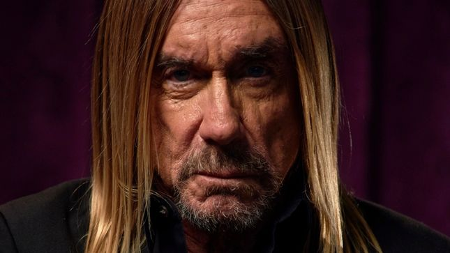 "IGGY POP Debuts ""James Bond"" Music Video"