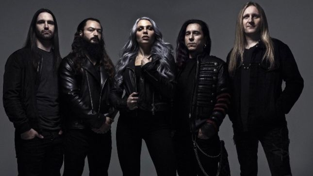 KOBRA AND THE LOTUS Post Evolution Album Intro Teaser (Video)