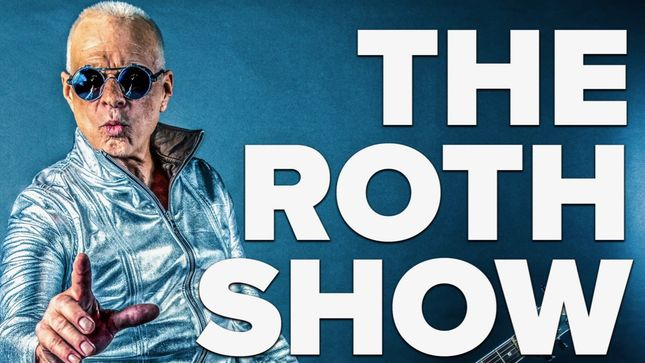 "DAVID LEE ROTH - The Roth Show, Episode #20.B: ""In Space No One Can Hear You Whine""; Video"
