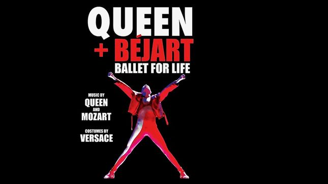 QUEEN + BÉJART: Ballet For Life - New Video Trailer Launched For Upcoming DVD, Blu-Ray, Digital Release