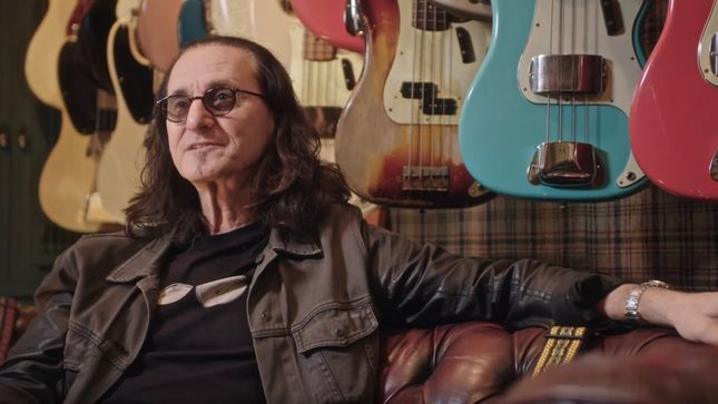 RUSH Frontman GEDDY LEE Auctioning Six Classic Guitars From Private Collection