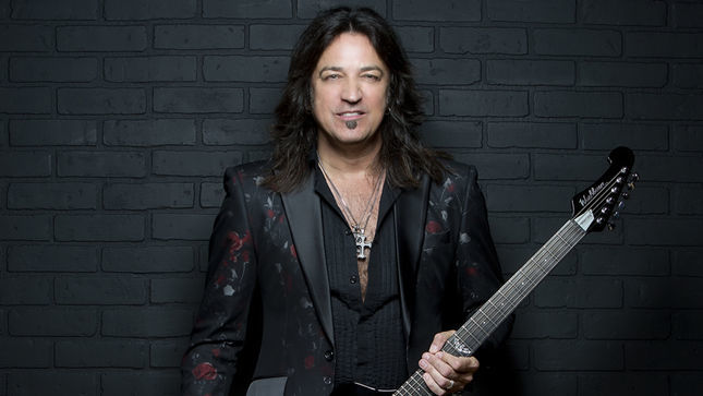"STRYPER Frontman MICHAEL SWEET - ""I Never Got Into This For The Money; It Was Always About The Love Of Music"""