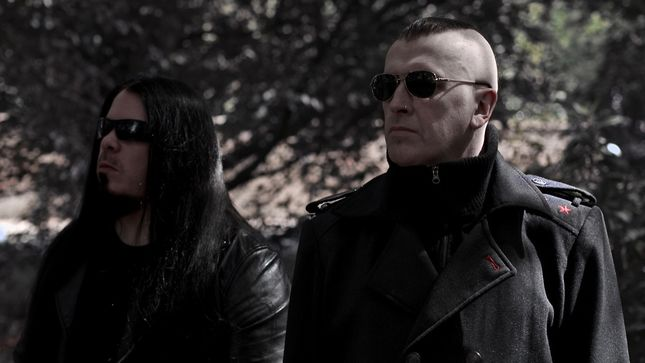 STRIGOI Featuring PARADISE LOST Guitarist GREG MACKINTOSH Discuss Band Origins In New Album Video Trailer