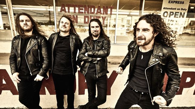 "AIRBOURNE Streaming New Single ""Backseat Boogie"""