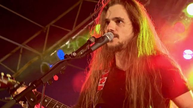 "Exclusive: THE SLYDE Perform ""So Blind"" At Wacken Open Air; Video"