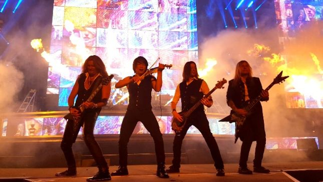 "SOTO Bassist TONY DICKINSON On Replacing DAVID Z In TRANS-SIBERIAN ORCHESTRA - ""I Was Really Worried About How The Band And The Fans Would Feel"""