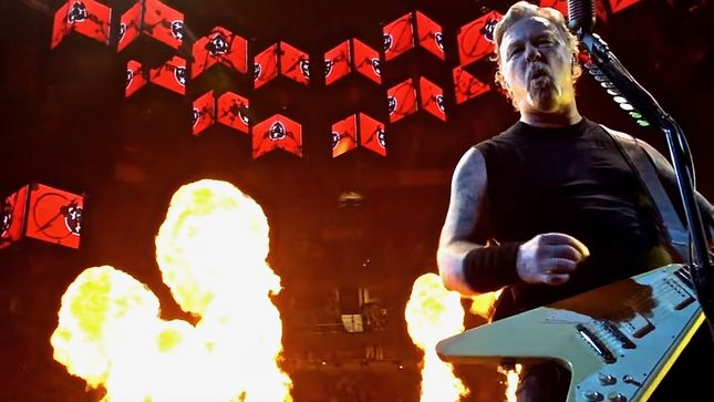 METALLICA Back At #1 On Pollstar Live75 Chart