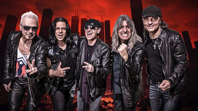 #StayHome: A Message From SCORPIONS; Video