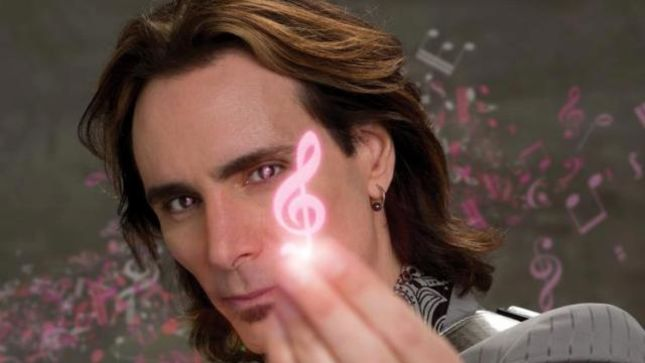 "STEVE VAI Posts Another Clip From The Space Between The Notes - ""Surender To The Rain"" (Video)"