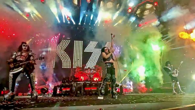 KISS - Upcoming Concert At L.A.'s STAPLES Center Postponed; New March 2020 Date Confirmed