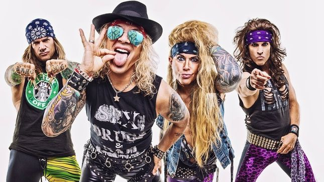"STEEL PANTHER Take You Behind The Scenes On ""All I Wanna Do Is F@#k (Myself Tonight)"" Video Shoot; Episode #3 Streaming"