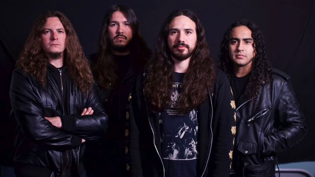 "EXMORTUS Launch Evil Dead-Inspired Track ""Swallow Your Soul"""