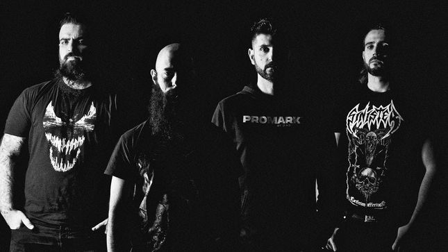 "HOUR OF PENANCE Release Lyric Video For New Song ""Flames Of Merciless Gods"""