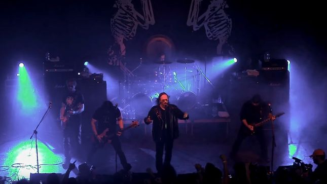 CIRITH UNGOL To Release I'm Alive Album / DVD; Live Video For Title Track Streaming