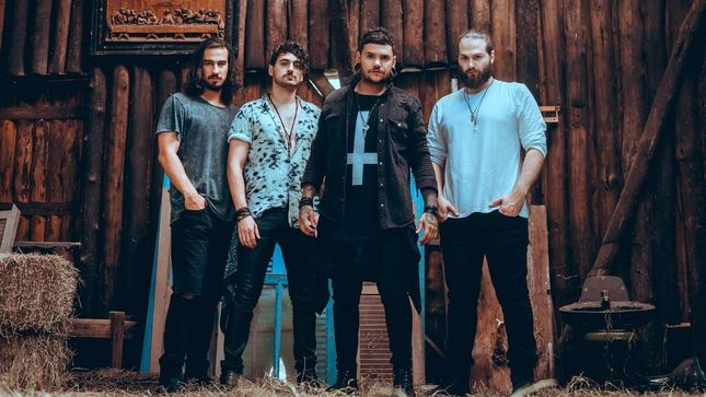 Brazil's ELECTRIC MOB Inks Deal With Frontiers Music Srl; Debut Album Due In 2020
