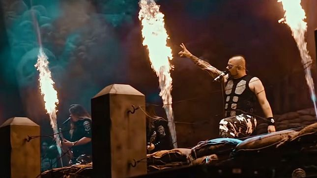 SABATON Release Recap Video From Reload Festival 2019