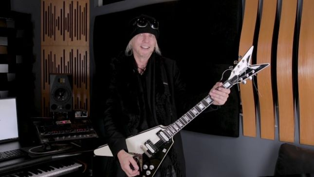 "MICHAEL SCHENKER - ""I've Done Everything I Wanted To Do"""