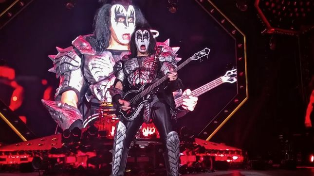 "KISS – Salt Lake City Show Postponed; GENE SIMMONS To Undergo ""Medical Procedure"""