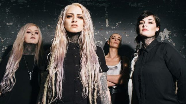 "Doom Pop COURTESANS Gearing Up To Release New Material - ""Yes, We Are Still Very Much Together"""