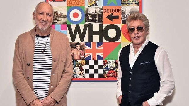 THE WHO Announce Release Of First New Studio Album In 13 Years; First Single Streaming; UK Tour Dates Confirmed