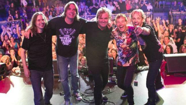 "HONEYMOON SUITE - New Single ""Tell Me What You Want"" To Be Released Soon"