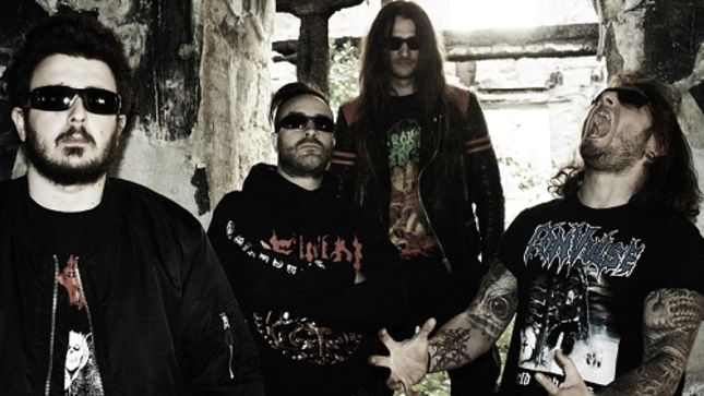 "Greece's VULTUR Premiere New Track ""Drowned In Gangrenous Blood"""