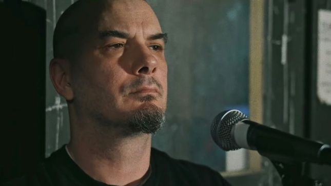 "PHIL ANSELMO On Possibility Of PANTERA Being Inducted Into Rock And Roll Hall Of Fame - ""It Would Be A Great Honor""; Audio Interview"