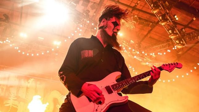 SLIPKNOT Guitarist JIM ROOT Reveals How METALLICA's Ride The Lightning Influenced His Musical Path