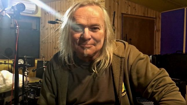 Uriah Heep Singer Bernie Shaw Teams Up With Songwriter Musician Dale Collins For New Studio Album Too Much Information Out Now Video Trailer Bravewords