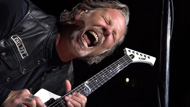 "METALLICA Release ""Sad But True"" Pro-Shot Performance Video From Barcelona"