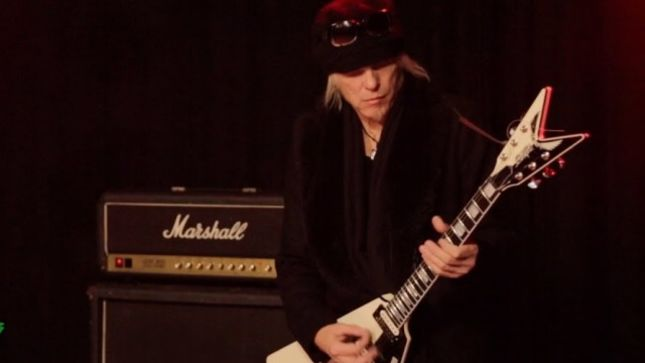 "MICHAEL SCHENKER Talks Middle Years Of His Career  - ""There's A Reason Why I Didn't Join The SCORPIONS, And There's A Reason Why I Left UFO...""(Video)"