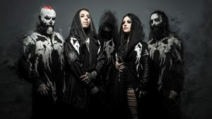 LACUNA COIL - Behind-The-Scenes Video From Black Anima Listening Session In London Posted