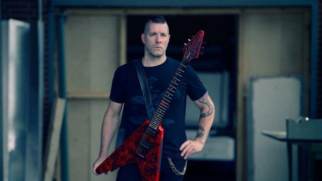 "ANNIHILATOR Frontman JEFF WATERS Posts ""Alison Hell"" Guitar Playthrough Video"