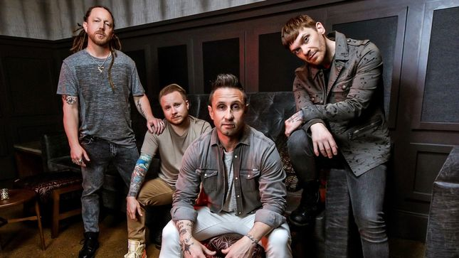 "SHINEDOWN - Writing For New Album Will Begin In ""Late May, Beginning Of June"""