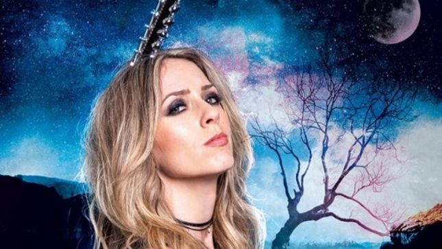 THE IRON MAIDENS Guitarist NIKKI STRINGFIELD Will Release Solo EP Next Month