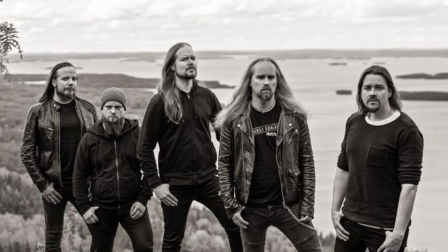 INSOMNIUM Release New Video Trailer For Tour Like A Grave 2019