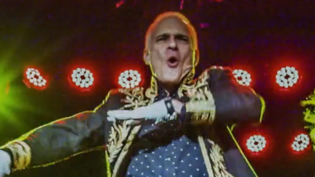 Watch David Lee Roth Rehearse With His New Band In Los Angeles Video Bravewords