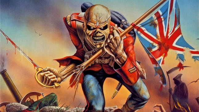 IRON MAIDEN's Trooper Beer Wins At 2019 Global Beer Masters