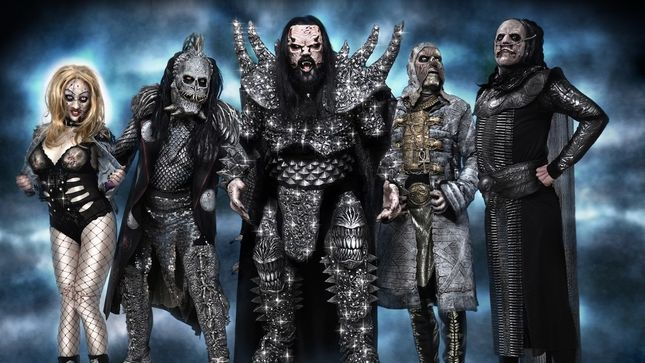 LORDI To Release Killection Album In January; Details Revealed; Tour Dates Announced
