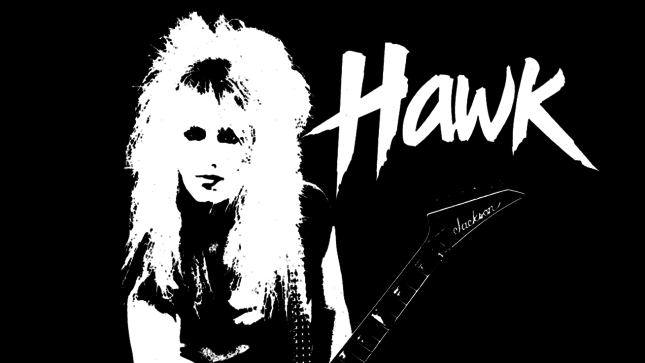 '80s Sunset Strip Rockers HAWK Reissue Self-Titled Debut Album; Features MATT SORUM On Drums