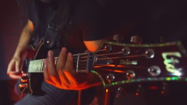 "NERVECELL Guitarist BARNEY RIBEIRO Posts ""Aadvent"" Playthrough Video"