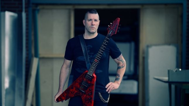 """ANNIHILATOR Frontman JEFF WATERS Posts """"The Fun Palace"""" Guitar Playthrough Video"""