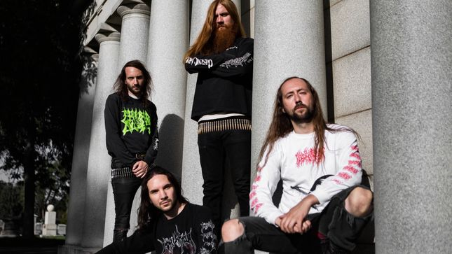 "BLOOD INCANTATION Release ""Inner Paths (To Outer Space)"" Single And Music Video"