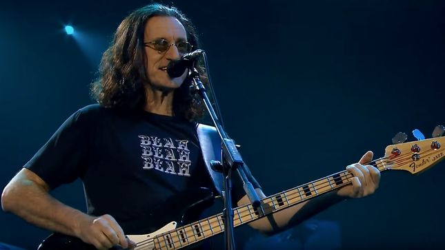 RUSH Frontman GEDDY LEE Pens Foreword For Upcoming Book, The Flyer Vault: 150 Years Of Toronto Concert History