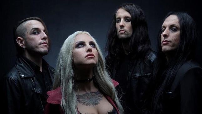 "STITCHED UP HEART Release New Track ""Crooked Halo"""