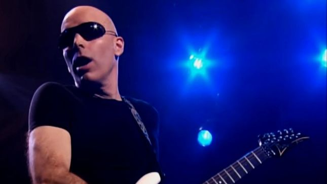 JOE SATRIANI To Re-Issue Surfing With The Alien On Record Store Day 2019 Featuring No Guitar Solos