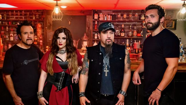 Her Chariot Awaits Feat Mike Orlando And Former Sirenia Singer Ailyn Sign With Frontiers Music Srl Debut Album Due In Early 2020 Bravewords