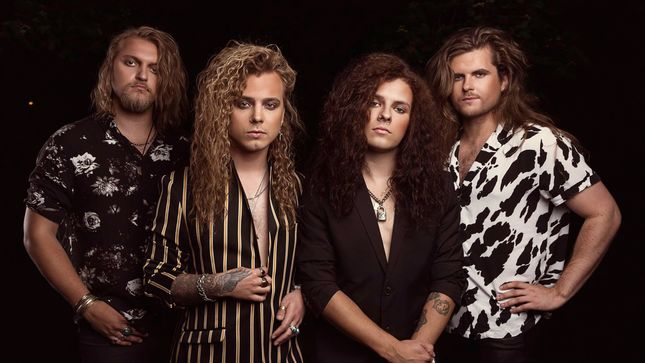 BLOODY HEELS Sign With Frontiers Music Srl; Label Debut Due In 2020