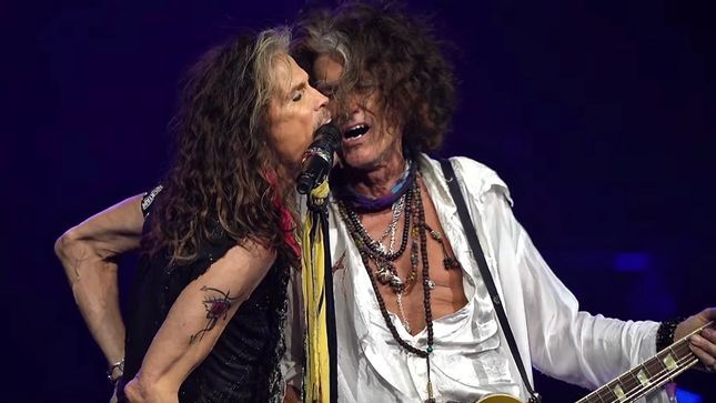 AEROSMITH - Over 150,000 Tickets Sold Since Deuces Are Wild Las Vegas Residency Kicked Off In April 2019