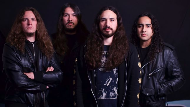 EXMORTUS Tour Van & Trailer Destroyed In Black Ice Crash In Canada; GoFundMe Launched